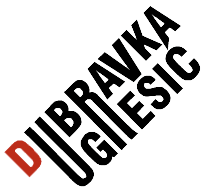 Dubravka Ugresic -- website