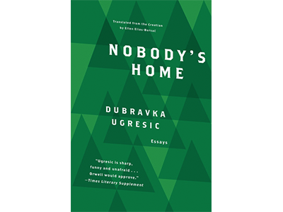 Nobody's Home